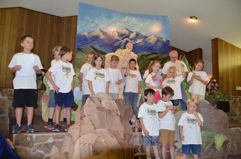 Bible Boot Camp Kids